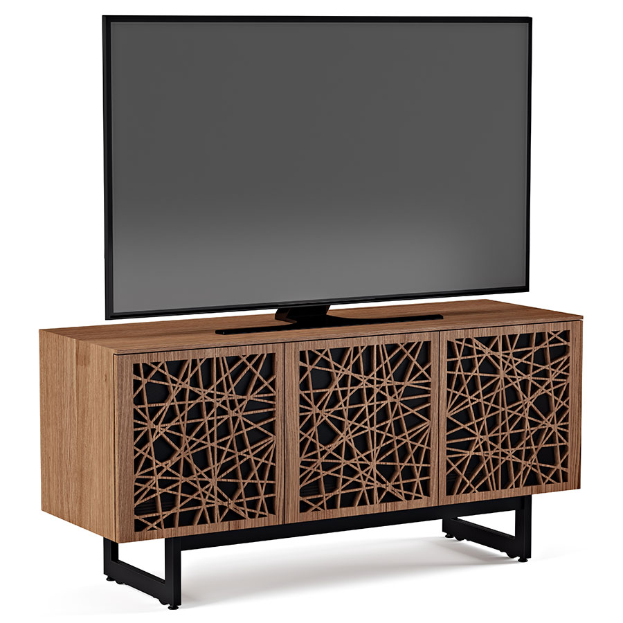 Modern Tv Elements Media Stand 3 Door