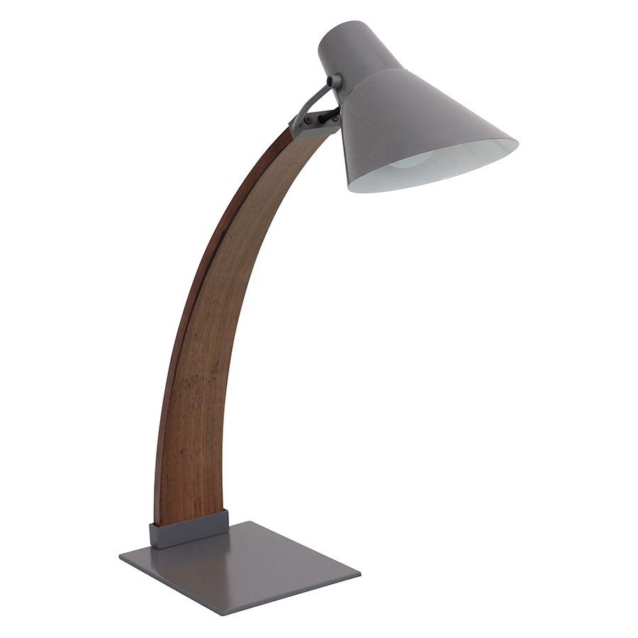 Desk Lamp Nathaniel Desk Lamp Gray