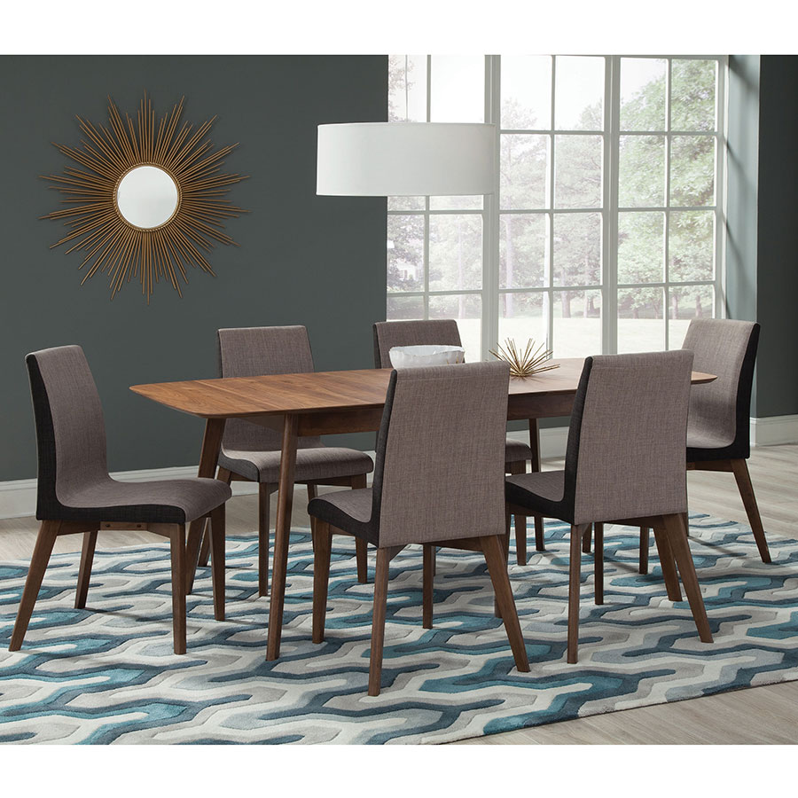 Modern Dining Set Redding Dining Chair Set Of 2