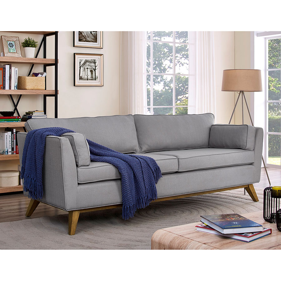 Gray Sofas For Living Room Sonora Sofa