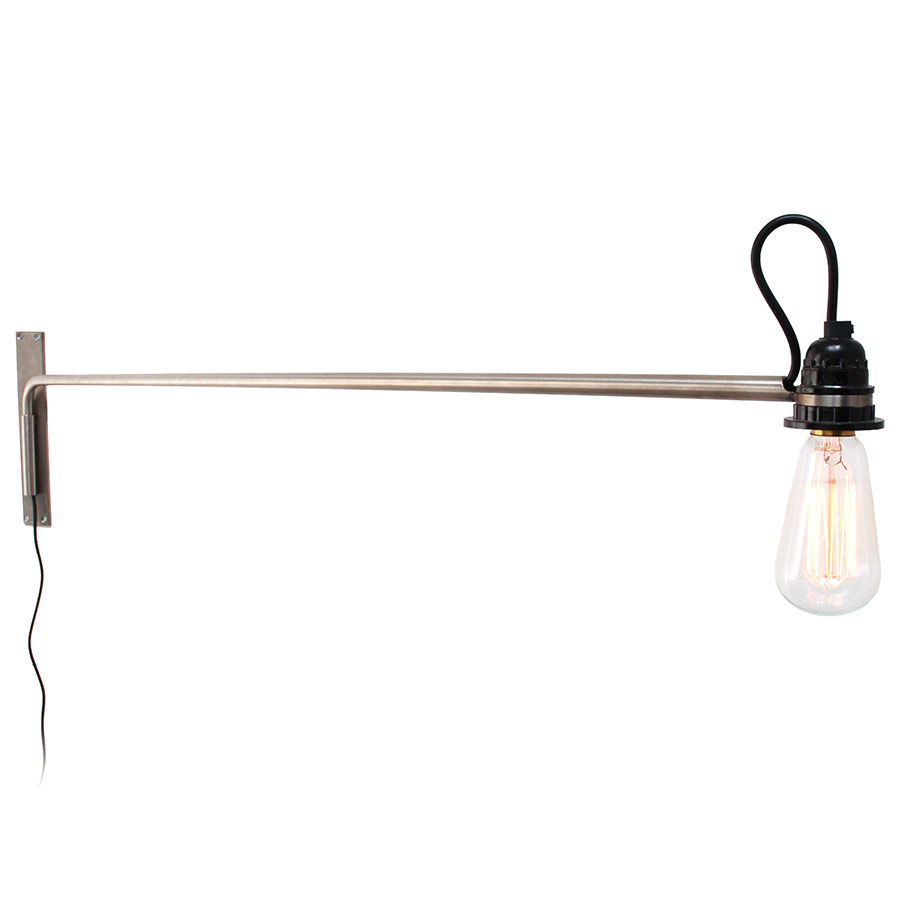 Arm Lamp Vintage Swing Arm Wall Lamp