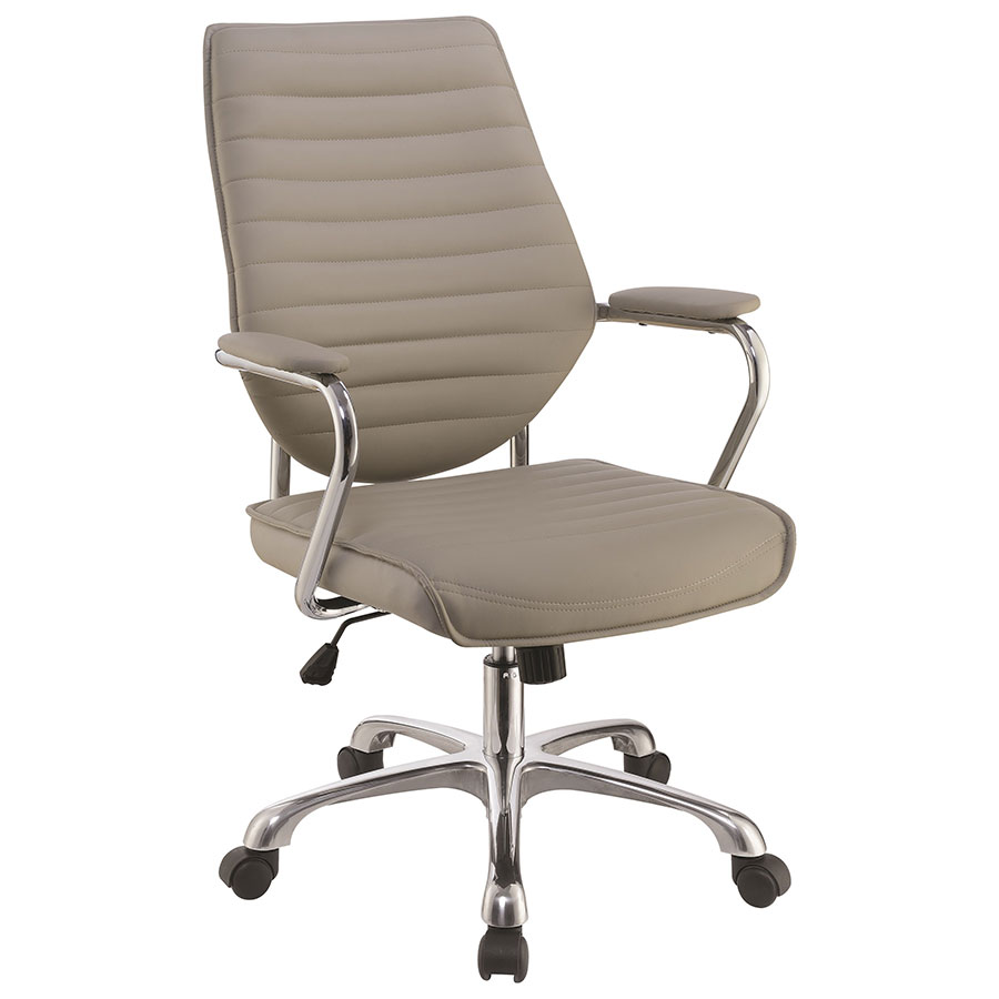 Sessel Taupe Modern Office Chairs | Kimball Taupe Office Chair | Eurway