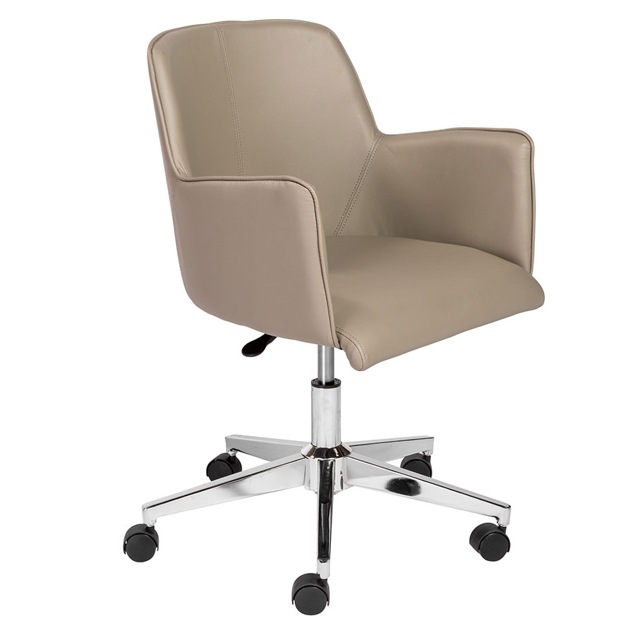 Sessel Taupe Summit Pro Modern Taupe Office Chair | Eurway Furniture