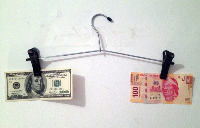 Dólares americanos ou pesos mexicanos? Qual a melhor moeda para levar ao México? [diário de viagem] | EU SOU À TOA