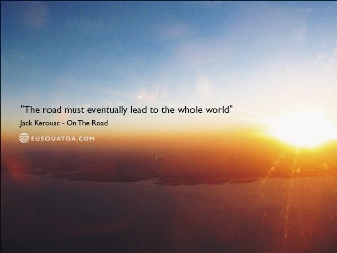 Frases de Jack Kerouac para alimentar fome de viagens