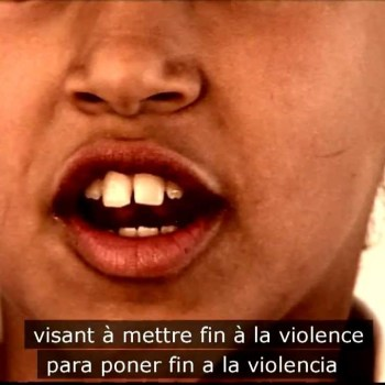 Diário de Bordo #4: Seminário Internacional 'Stop the Violence: Speak out for Girls Rights'