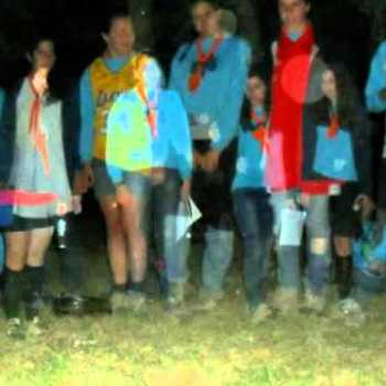 Vídeo: Acampamento de Páscoa