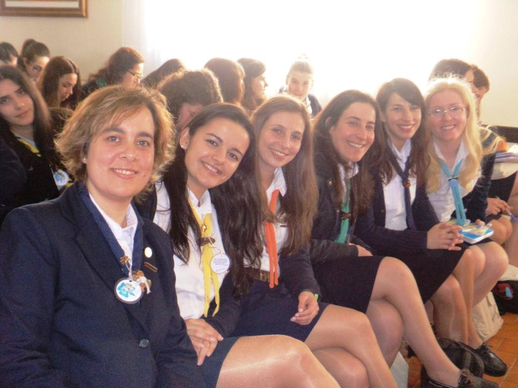 A woman's place is ... wherever she wants - A Portuguese Girl Guide Opinion