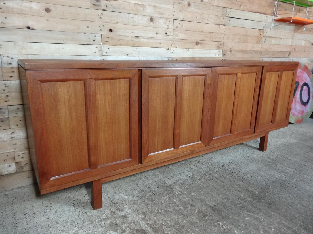 Sideboard 250 Cm Eu Vintage Specialise In Retro Vintage 1960s Furniture Teak Retro