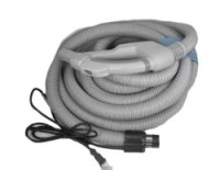 Beam Q Central Vacuum Hose 30ft - Pig Tail | eVacuumStore.com