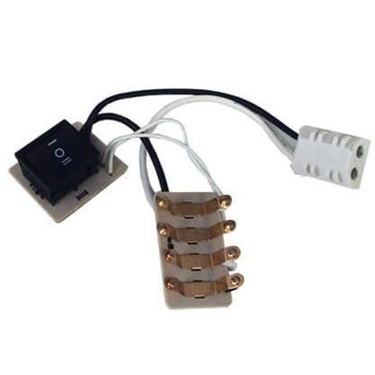 Cen-Tec Dual Volt Wire Harness eVacuumStore