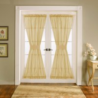 Window Treatments for French Doors Ideas | EVA Furniture