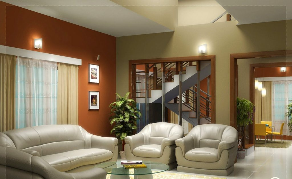 Modern Feng Shui Living Room EVA Furniture - feng shui living room colors