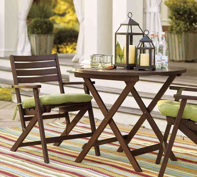 Large Of Small Outdoor Table