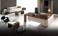 Beautiful Decoration Contemporary Office Furniture Ideas