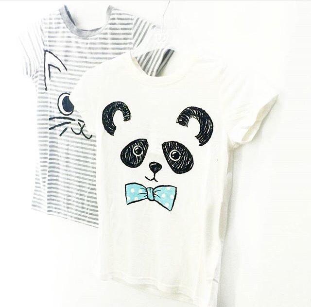pj panda and cat