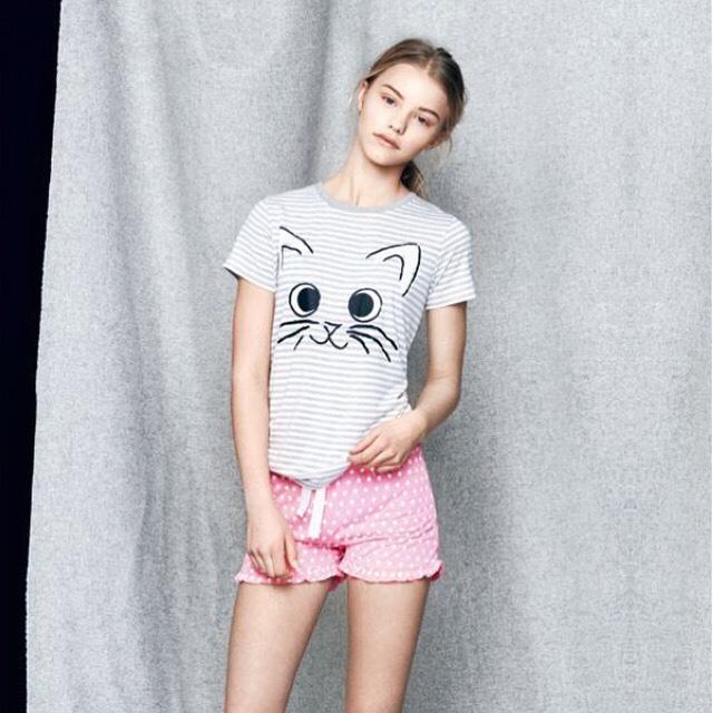 cat pyjama