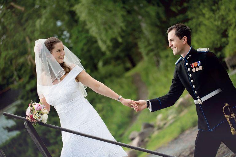 bryllupp redesign brudekjole sy