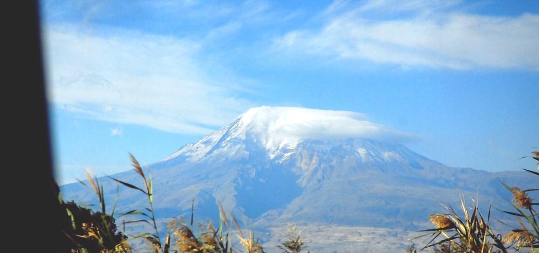 Ararat - góra na której osiadła Arka Noego
