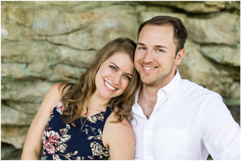 Cloudland Canyon Engagement