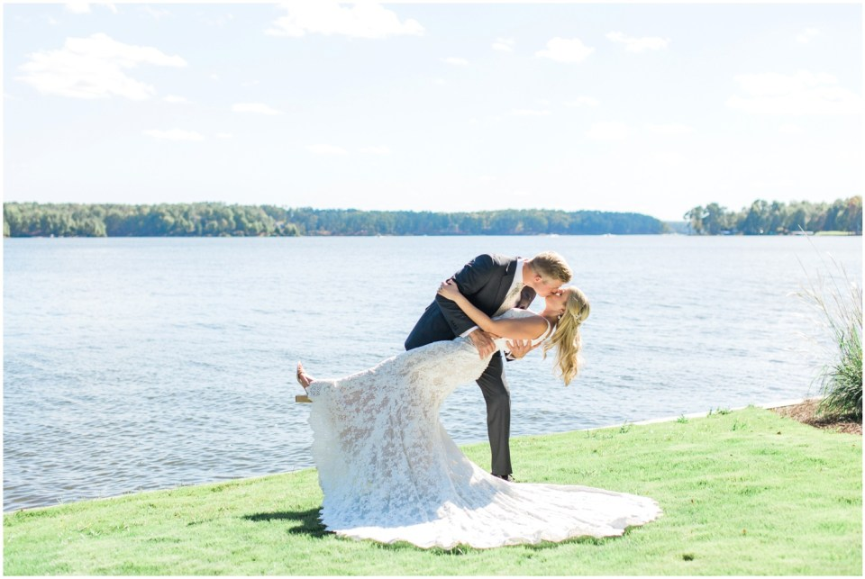 Lake Oconee Wedding