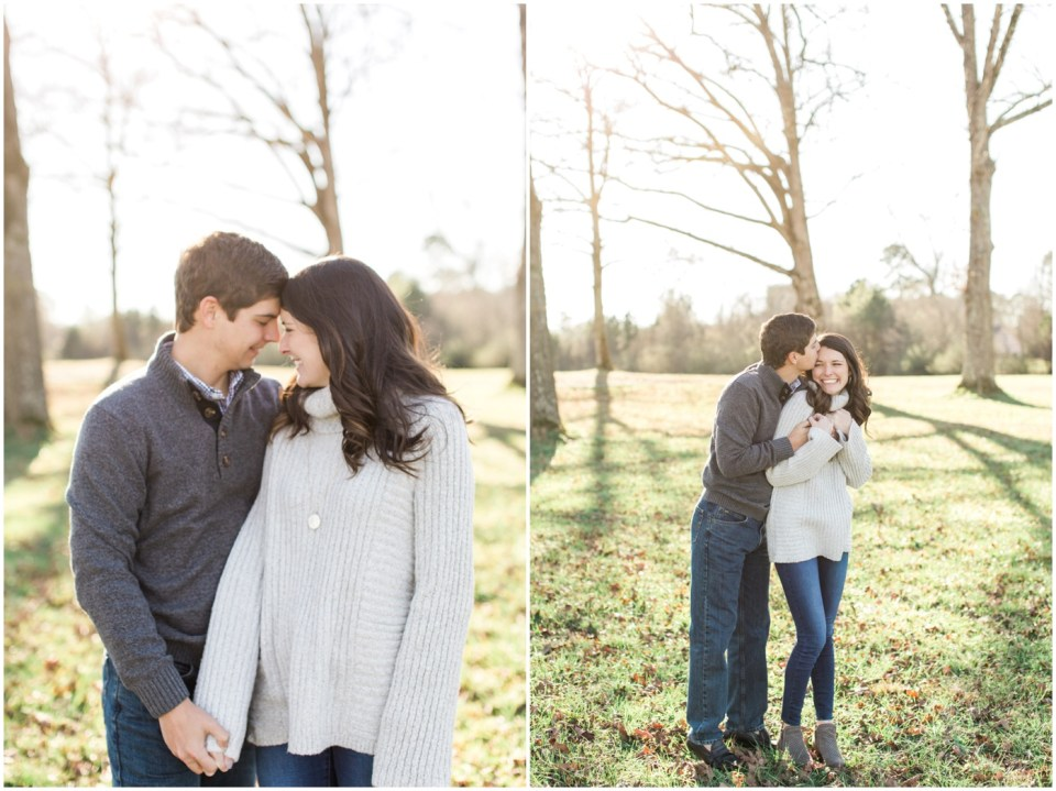 Atlanta Athletic Club Engagement Session