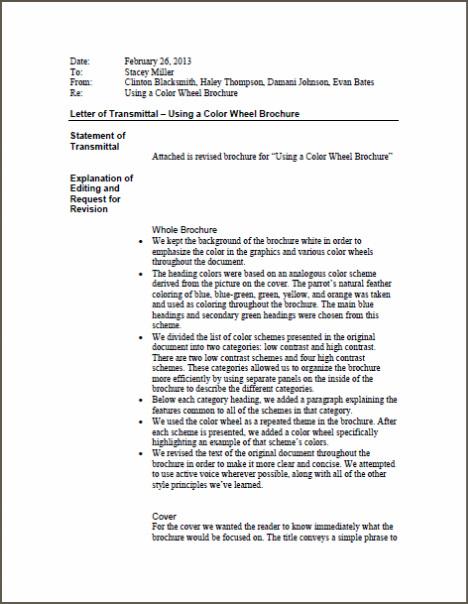Sample Works - Evan Bates\u0027s Portfolio