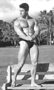 Reg Park - Natural BodyBuilder from the dawn of the 20th century
