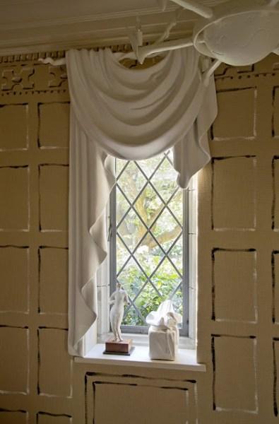 Styled for Tudor surroundings