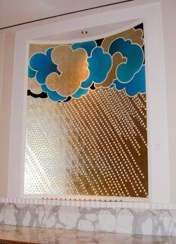 Wynn Resorts | Evans & Brown mural art