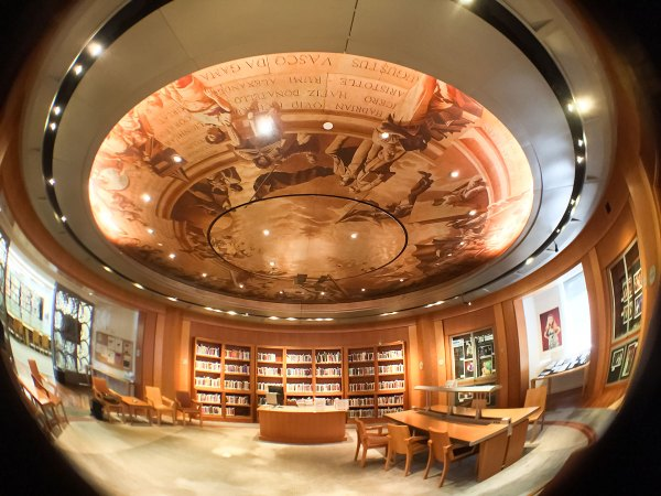 """Into the Light"" at San Francisco's Public Library"
