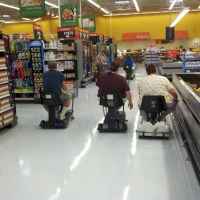 Walmart Mario Cart