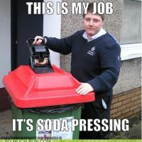 Soda Pressing