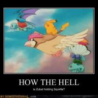 Pokemon physics fail