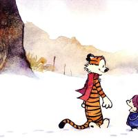 Calvin and Hobbs Wallpapers