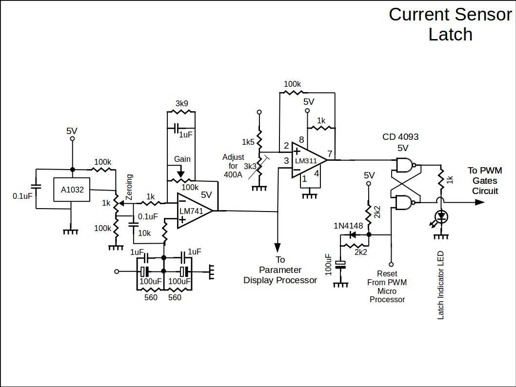 sungroper current sensor board