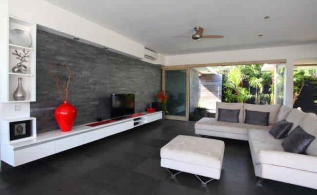 Moderne Wohnzimmer Schwarz Weiss