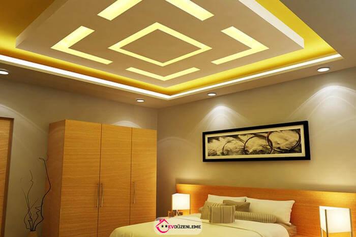 P O P Fall Ceiling Wallpaper 13 Labirent G 246 R 252 N 252 Ml 252 Asma Tavan Modelleri Ev D 252 Zenleme