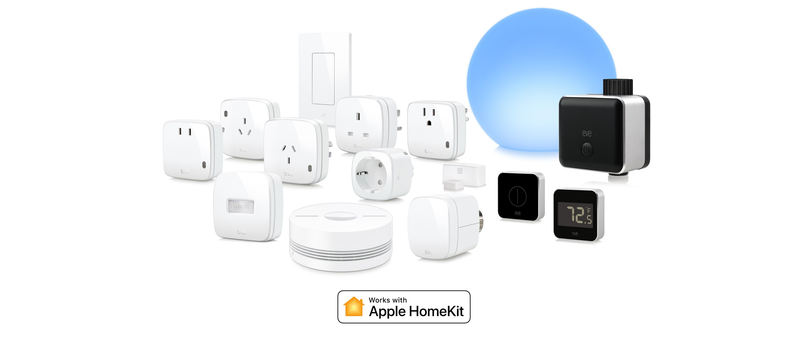 Homekit Compatible Hub Control Your Home With Homepod Evehome