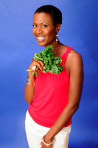 Interview:  Tracye McQuirter, Vegan for 24 Years and Author