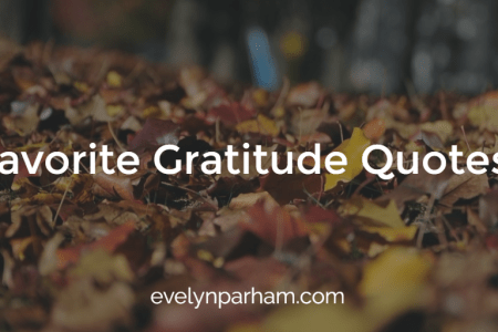 Gratitude Quotes about the Importance of Being Grateful