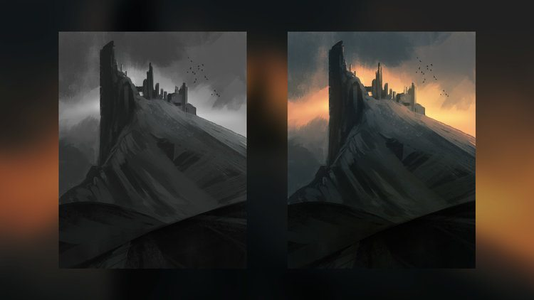 Grayscale To Color Quick Tip - Evenant Design