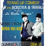 stand-up bordea