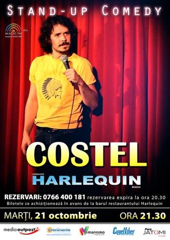 Afis Costel Oct2014 WEB