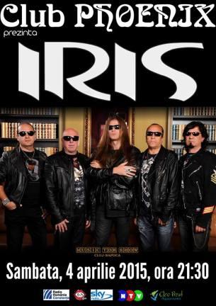 iris concert constanta