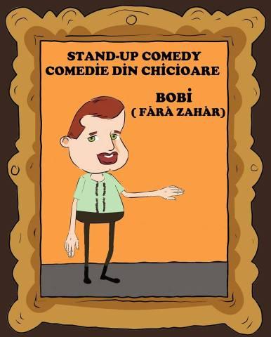 bobi stand-up comedy