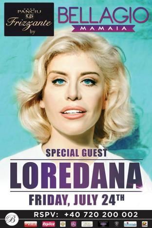 loredana concert bellagio