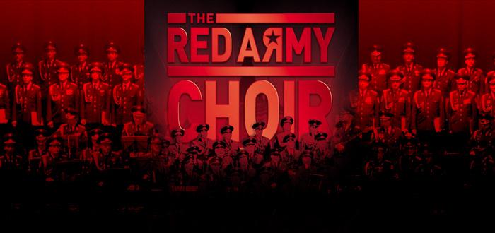 PREMIERĂ în România. Marele cor al Armatei Roşii concertează la Constanţa şi Bucureşti!