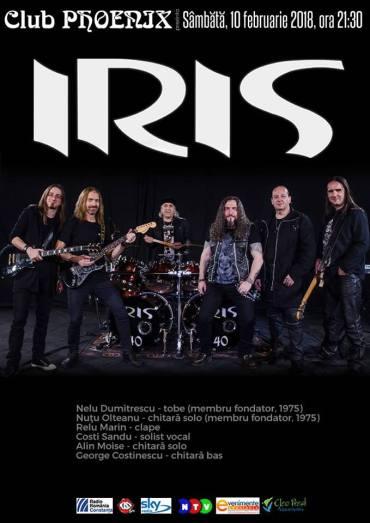 iris 2018 constanta phoenix