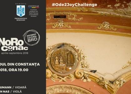 Două concerte SoNoRo în aceeași zi, la Cazinoul din Constanța. Invitație lansată de Placido Domingo